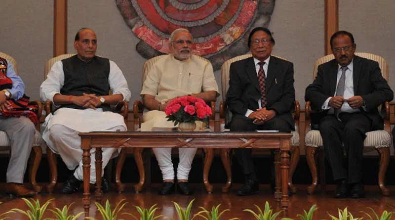 NSCN-IM Invited To Delhi To Continue Talks, Says Nagaland CM Rio | Sangbad Pratidin