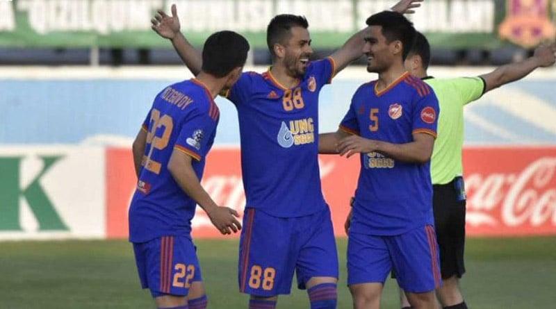 AFC Cup: ATK Mohun Bagan losses to FC Nasaf by a huge margin | Sangbad Pratidin