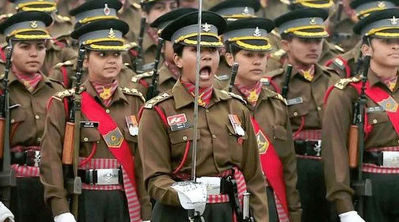 Women will be admitted into the National Defence Academy, says Centre to SC   Sangbad Pratidin