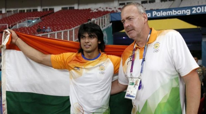 India & Neeraj Chopra's Javelin Coach Uwe Hohn Sacked, AFI 'not Happy With Performance' | Sangbad Pratidin
