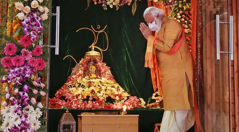 PM Modi likely to inaugurate 10-day Deepotsav celebrations in Ayodhya। Sangbad Pratidin