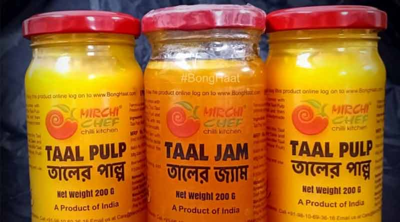 Jam made of Palm from Purulia exporting to Foreign | Sangbad Pratidin