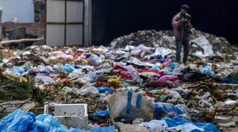 Plastic bags one of the major issue for Kolkata's sewage system   Sangbad Pratidin