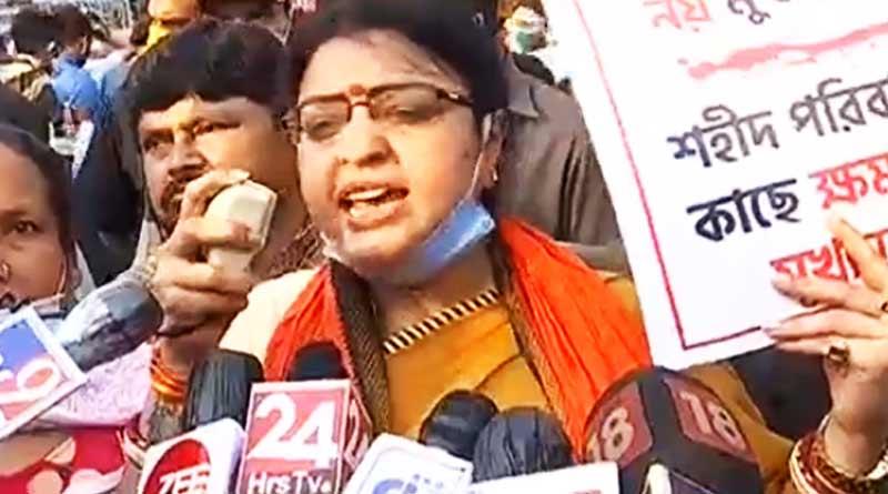 BJP leader Arjun Singh and Priyanka Tibrewal slams CM Mamata Banerjee | Sangbad Pratidin