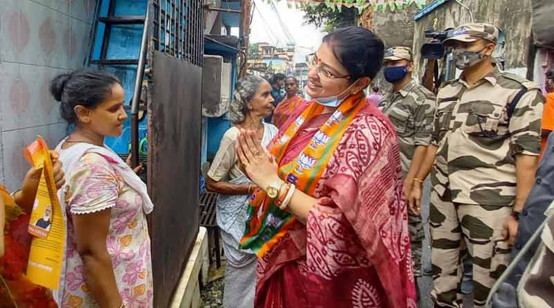 Bhabanipur By Election: Priyanka Tibrewal faces invalidly while campaigning
