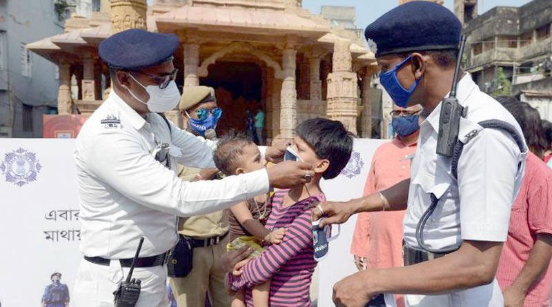 Kolkata Police issues directive for Puja pandals amidst corona crisis | Sangbad Pratidin
