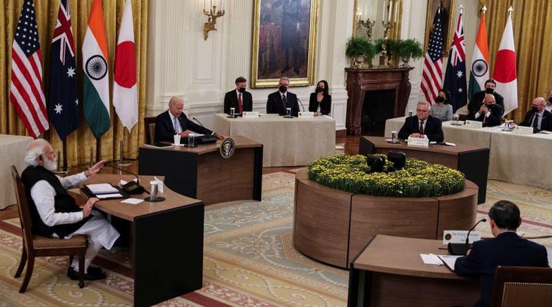 'Quad' leaders meet at White House | Sangbad Pratidin