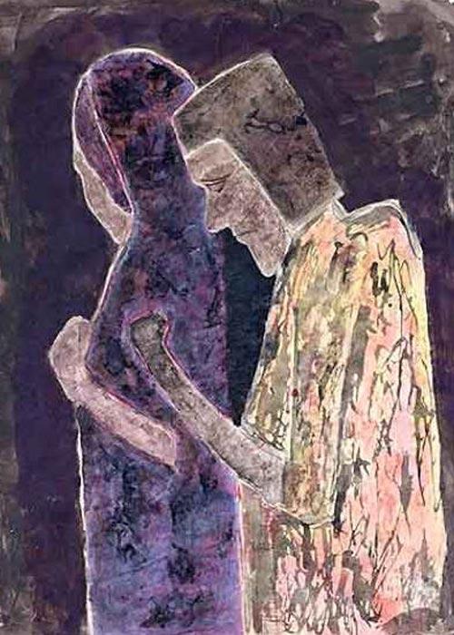 Rabindranath-Painting
