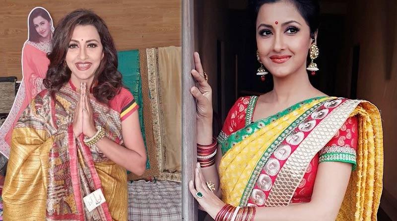 Actress Rachna Banerjee gave befitting reply to haters | Sangbad Pratidin