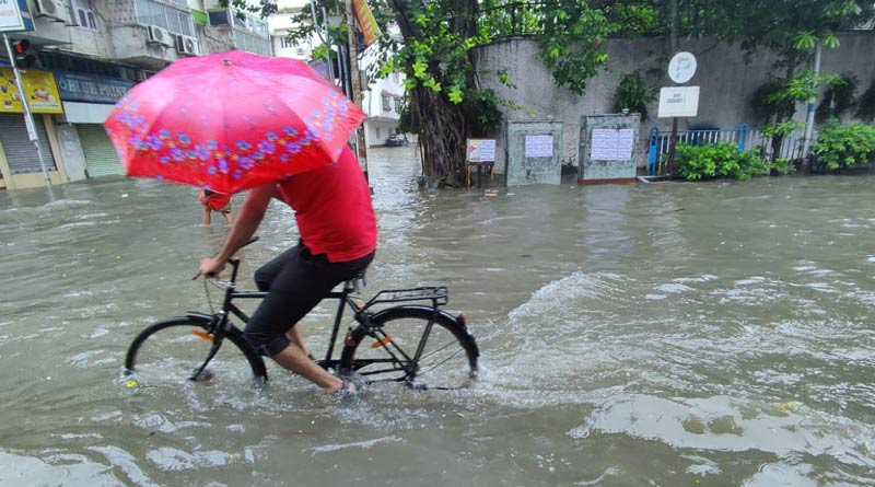 Rain situation in Bengal