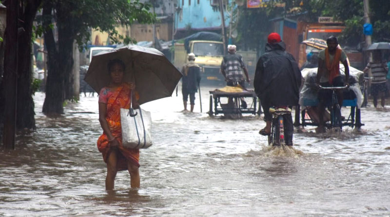 Met Predicts heavy rainfall in places of Bengal till end of the week | Sangbad Pratidin