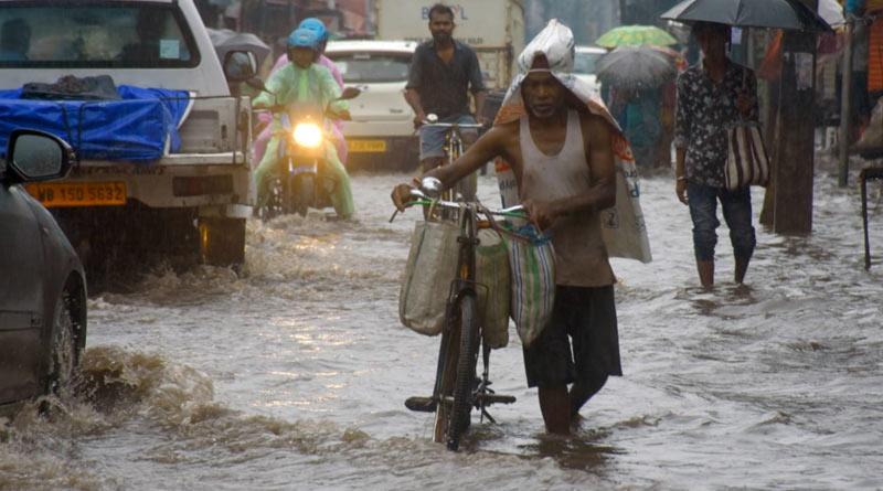 Met department predicts heavy rainfall in West Bengal