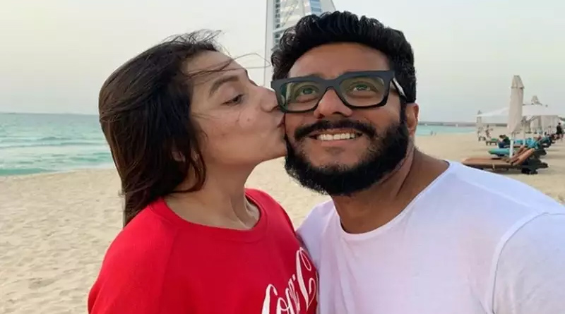 Raj Chakraborty Subhashree Ganguly in Maldives for Holidays