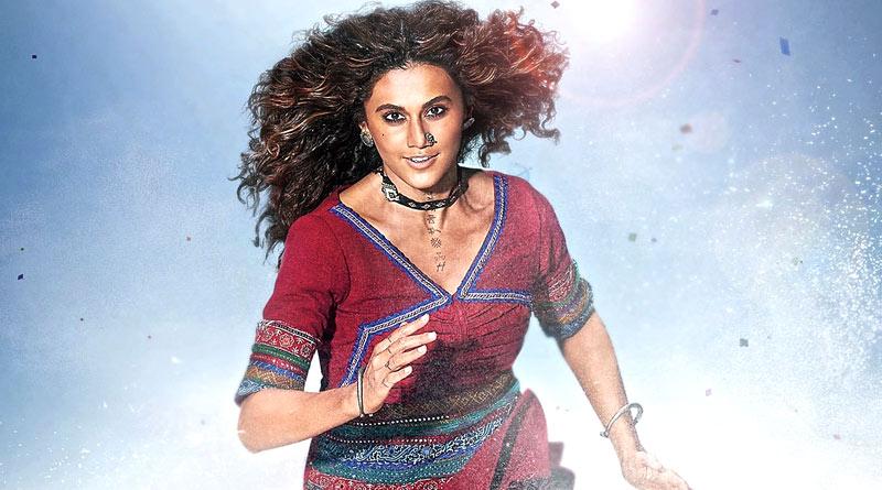 Taapsee Pannu challenges conventional femininity in Rashmi Rocket Trailer | Sangbad Pratidin