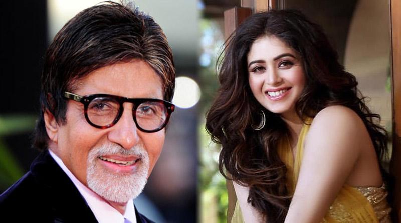 Ritabhari Chakraborty shares screen with Amitabh Bachchan for AD shoot | Sangbad Pratidin