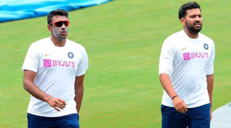 Rohit Sharma played big role in R Ashwin's T20 return, says Report | Sangbad Pratidin