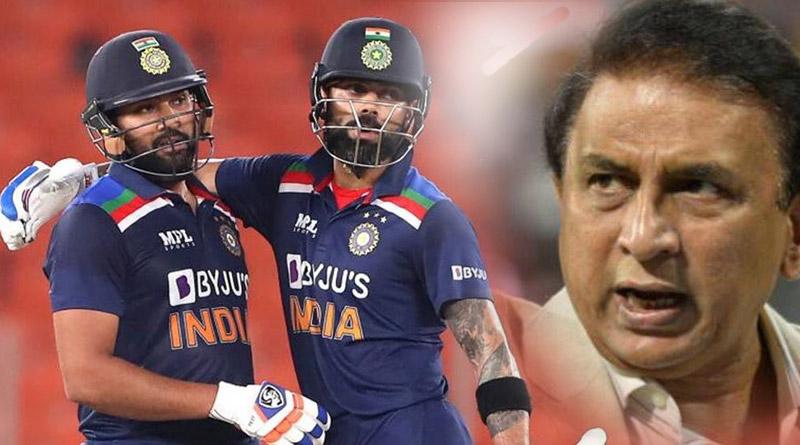 Sunil Gavaskar has backed Rohit Sharma to captain India in T20Is | Sangbad Pratidin