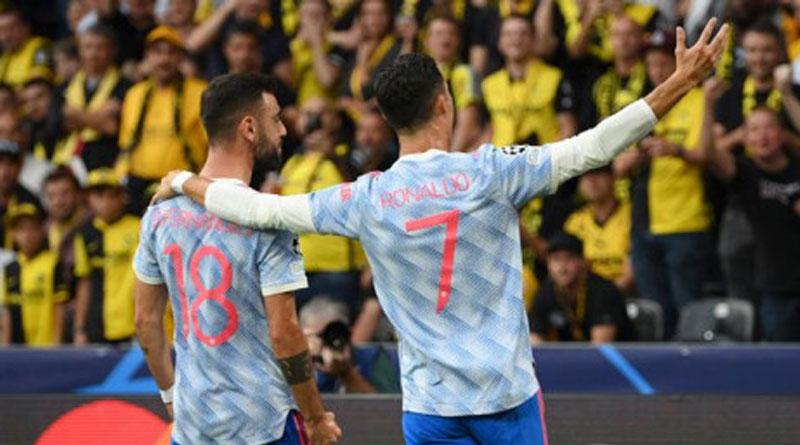 UCL 2021: Cristiano Ronaldo scores but Manchester United fails to win