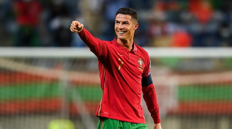Cristiano Ronaldo broke Iran's Ali Daei in the all-time men's international leading goal-scorer's list | Sangbad Pratidin