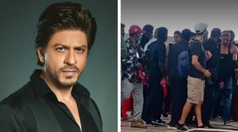 Shah Rukh Khan Spotted With Nayanthara in Pune For Atlee's Next | Sangbad Pratidin