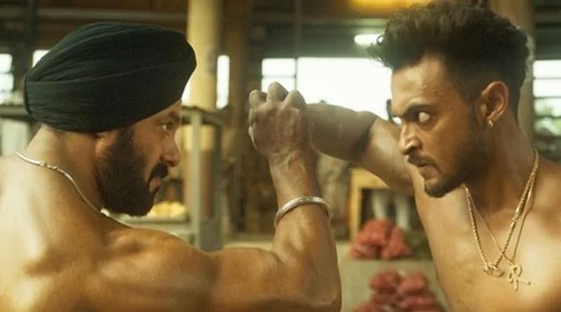 Salman Khan shares the first poster of film Antim   Sangbad Pratidin