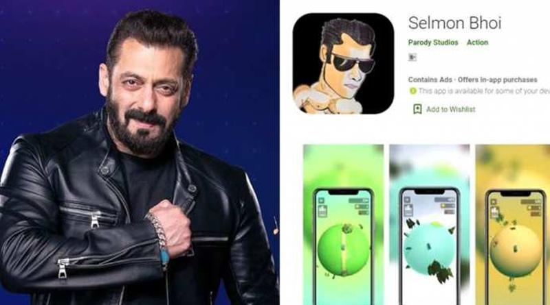 Salman Khan moves court against Selmon Bhai video game   Sangbad Pratidin