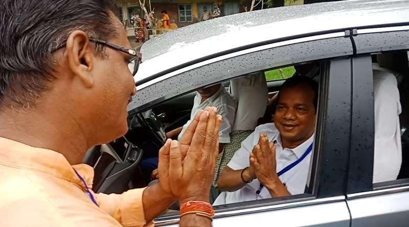 Jangipur TMC BJP candidate