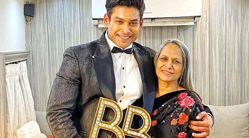 BK Shivani told the reaction Sidharth Shukla's Mother after his death | Sangbad Pratidin