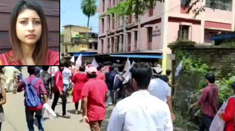 Attack on SFI-DYFI's rally at Sonarpur, TMCP accussed | Sangbad Pratidin
