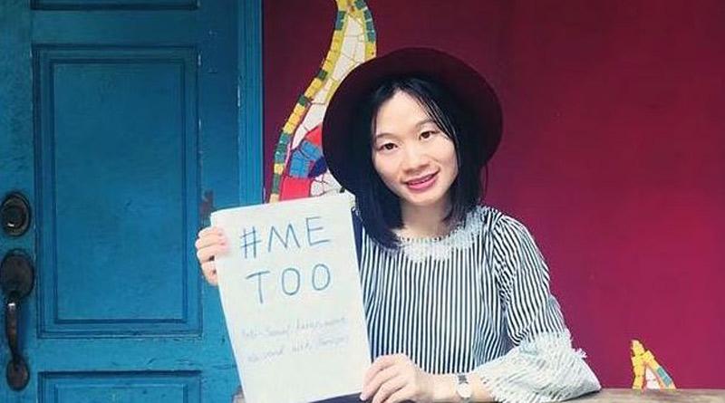 China's MeToo activist Sophia Huang Xueqin went missing। Sangbad Pratidin