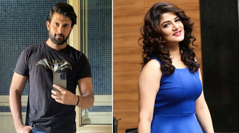 Nusrat Jahan ex Partner Nikhil jain shares Actress Srabanti chatterjee's photo on instagram | Sangbad Pratidin