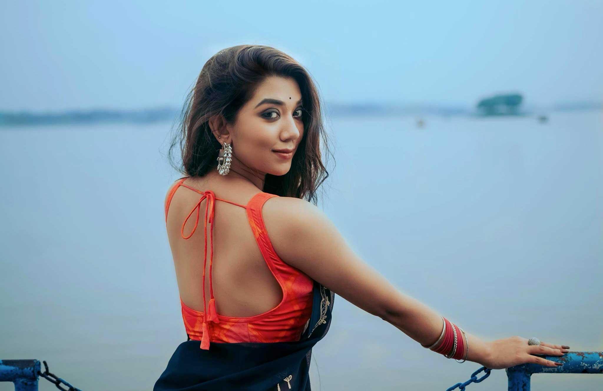 Facebook post of Sreetama Baidya