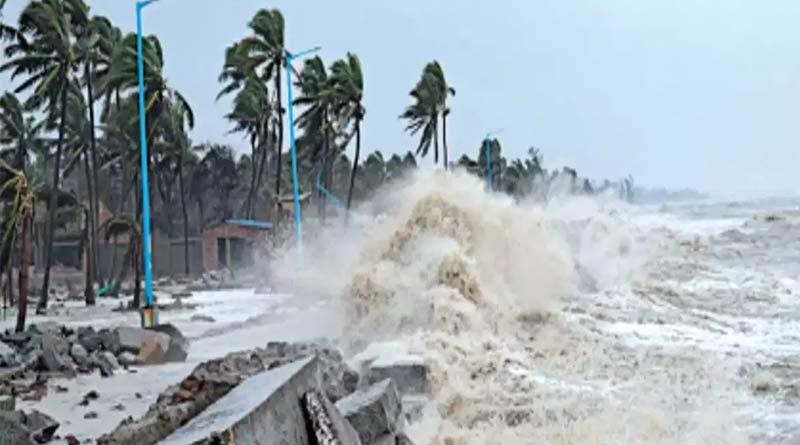 Cyclone Gulab weakens into deep depression | Sangbad Pratidin