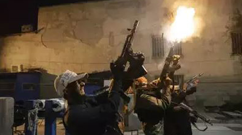 17 killed in Taliban's celebratory gunfire in Kabul