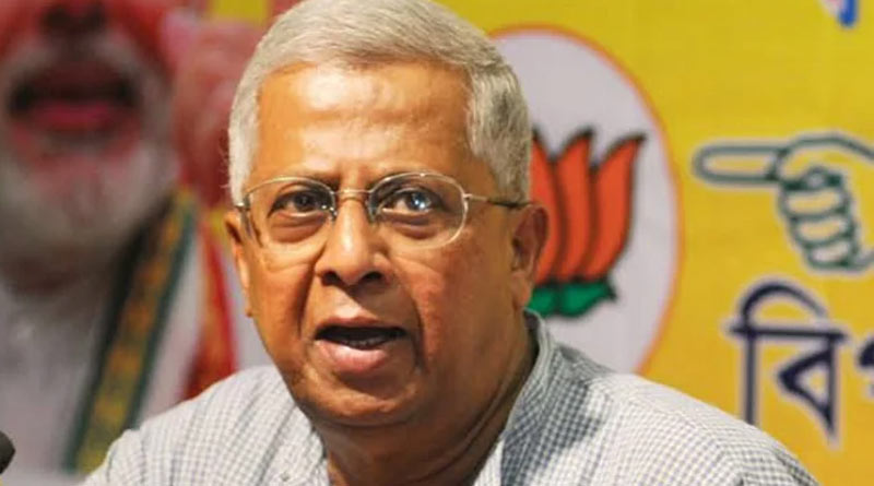 BJP leader Tathagata Roy wants this man as party candidate for Bhawanipore | Sangbad Pratidin
