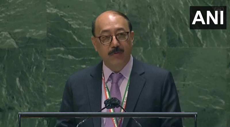 Now India stresses on nuclear disarmament at UNGA | Sangbad Pratidin