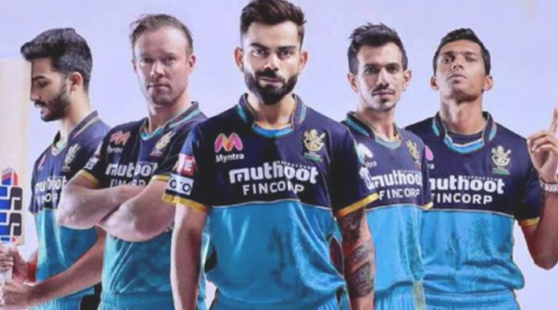 RCB blue jerseys to be auctioned to offer free Covid-19 vaccines in lesser privileged communities: Virat Kohli | Sangbad Pratidin
