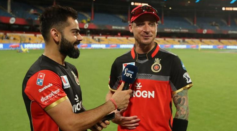 IPL 2021: Dale Steyn reveals his captaincy choice for RCB after Virat Kohli | Sangbad Pratidin