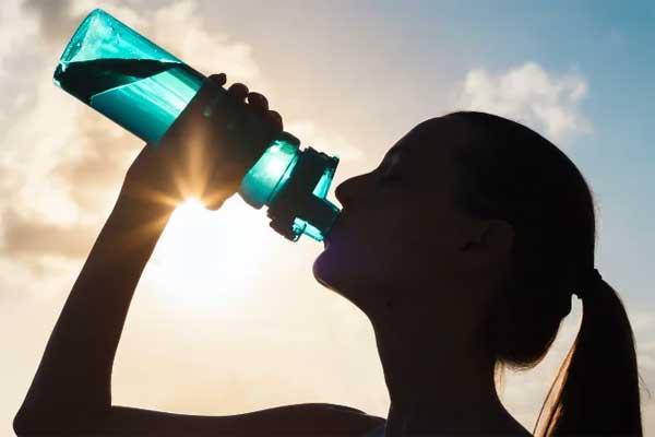 Water drinking