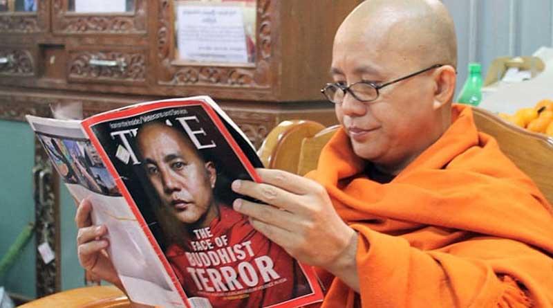 Myanmar military gov releases nationalist Buddhist monk Wirathu   Sangbad Pratidin