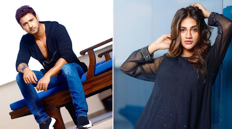 Nusrat Jahan and Yash Dasgupta's pictures from New photoshoot goes viral | Sangbad Pratidin