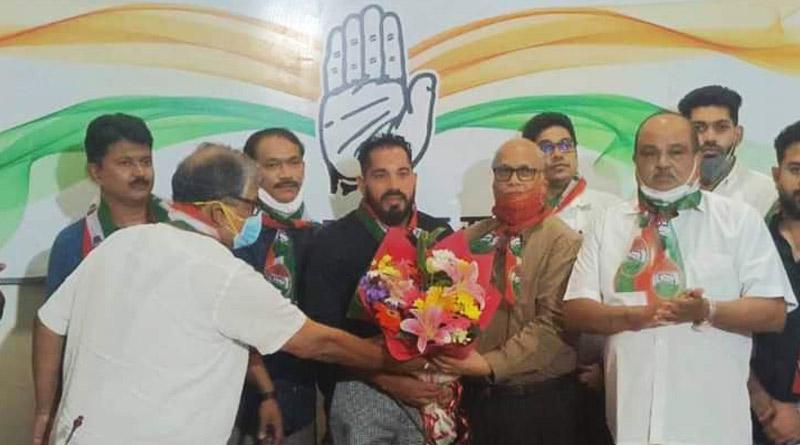 Former East Bengal footballer Alvito Dcunha joining Congress in Goa | Sangbad Pratidin