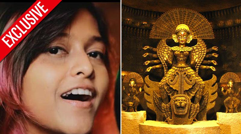 Viral Sri Lanka song 'Manike Mage Hithe's remake to play in Kolkata Durga Puja pandal | Sangbad Pratidin