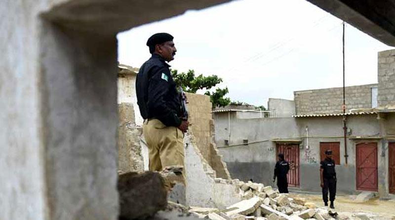 3 Pak Guards Killed In Suicide Blast Near Afghan Border   Sangbad Pratidin