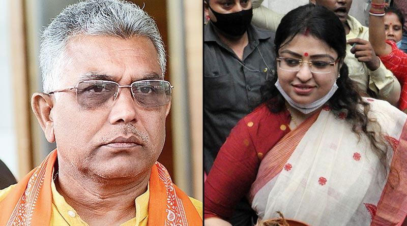BJP's Dilip Ghosh compares West Bengal with Afghanistan   Sangbad Pratidin