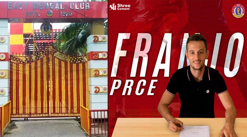 Former Lazio centre-back Franjo Prce signs for SC East Bengal | Sangbad Pratidin