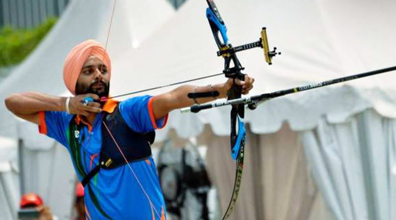 Tokyo Paralympics: Harvinder Singh wins historic bronze medal   Sangbad Pratidin