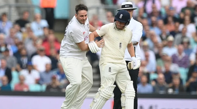 India vs England: Pitch invader 'Jarvo' arrested after colliding with Bairstow | Sangbad Pratidin