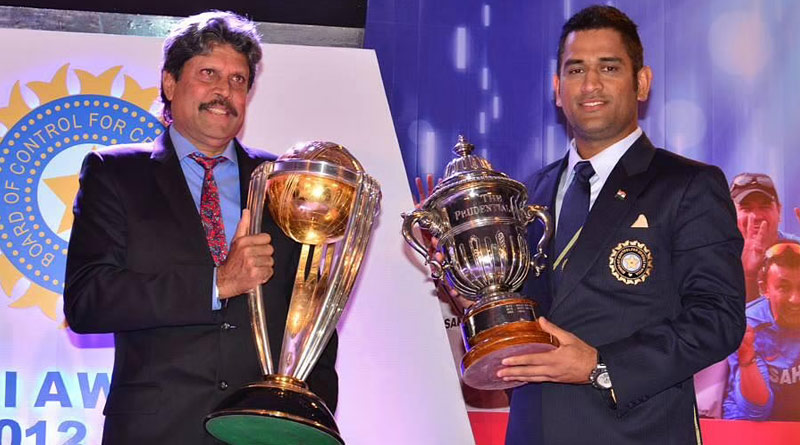 Kapil Dev lauds BCCI's decision to appoint MS Dhoni as mentor of Team India for T20 World Cup 2021 | Sangbad Pratidin
