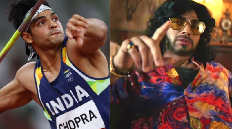 Neeraj Chopra Along With India's Another Heartthrob, Javelin Feature in New CRED Ad | Sangbad Pratidin